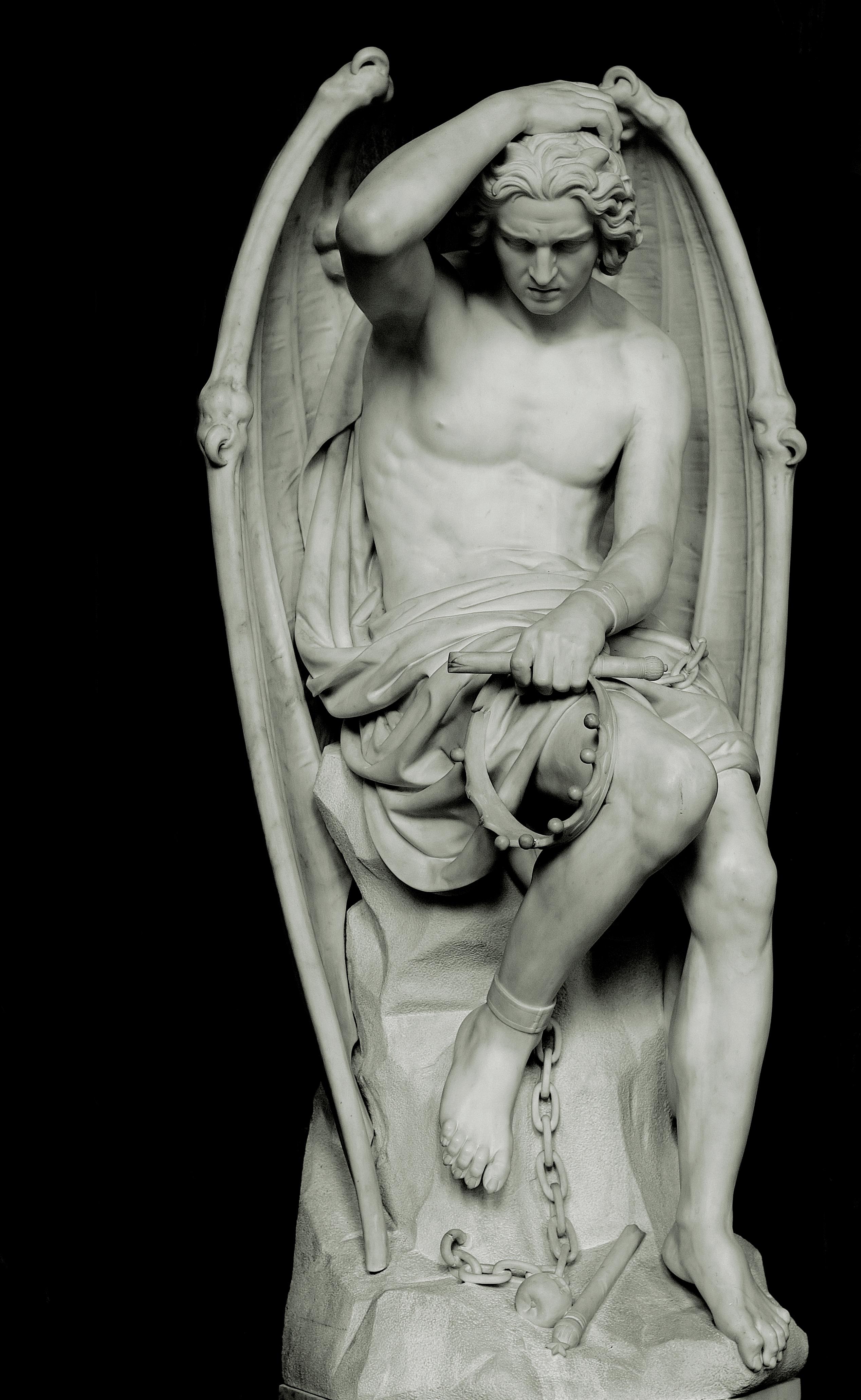 Lucifero melanconico-faustiano
